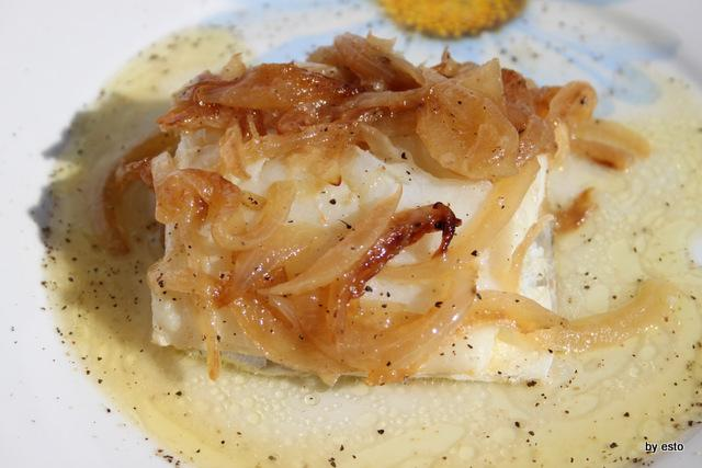 baccalà in agrodolce chef bandoni