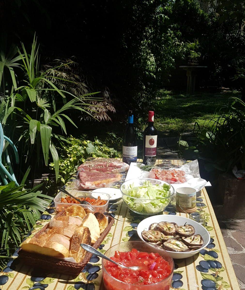 barbecue scorciato cantine ramarro