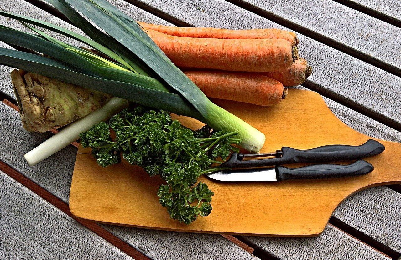 carote e porri